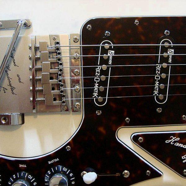 Burns Marvin2 Guitar